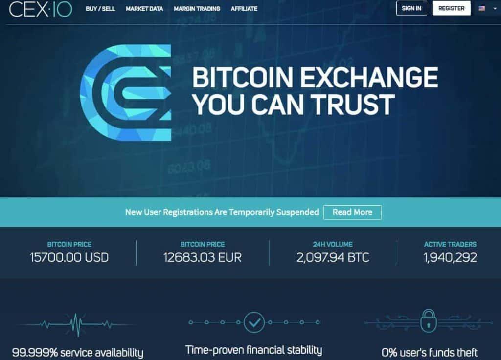 CEXIO Exchange